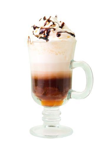 Alvorlig Irish Coffee - varm dig på den irske drik - Dublin.dk FY37