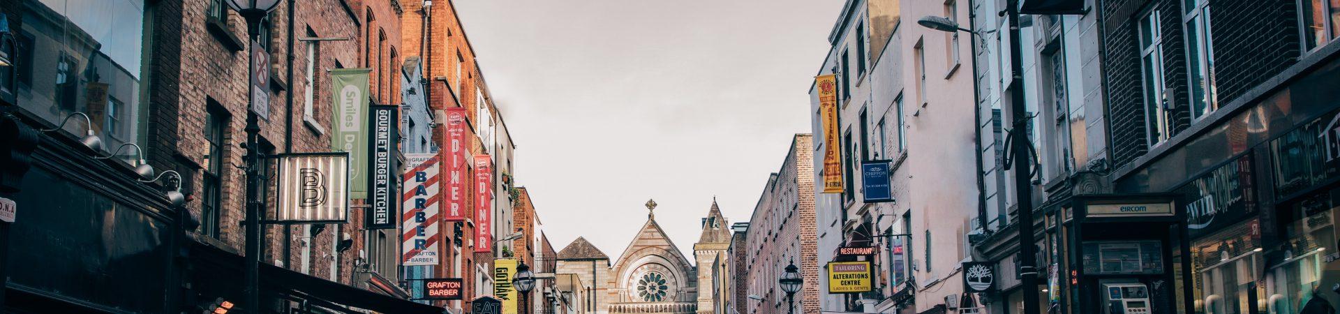 Hoteller i Dublin